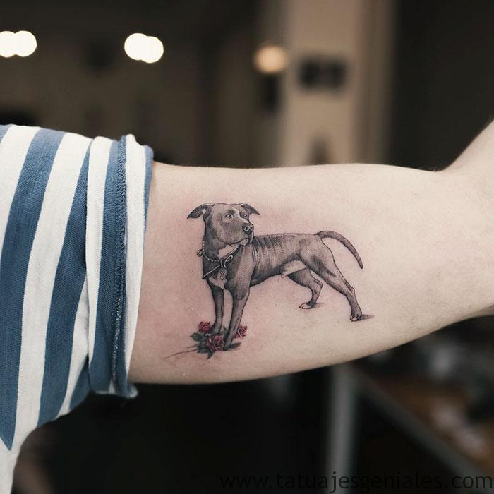 tatuajes de perros 62