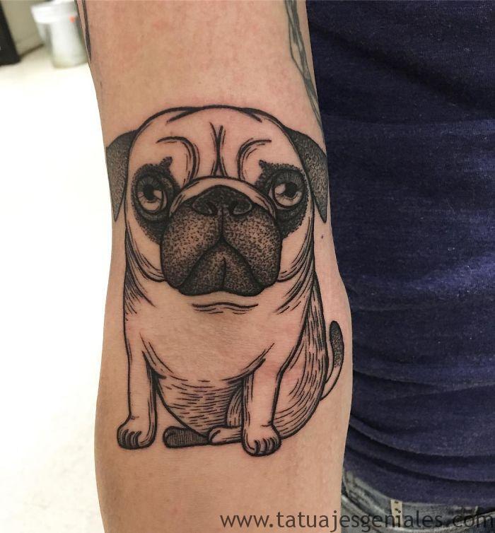 tatuajes de perros 8