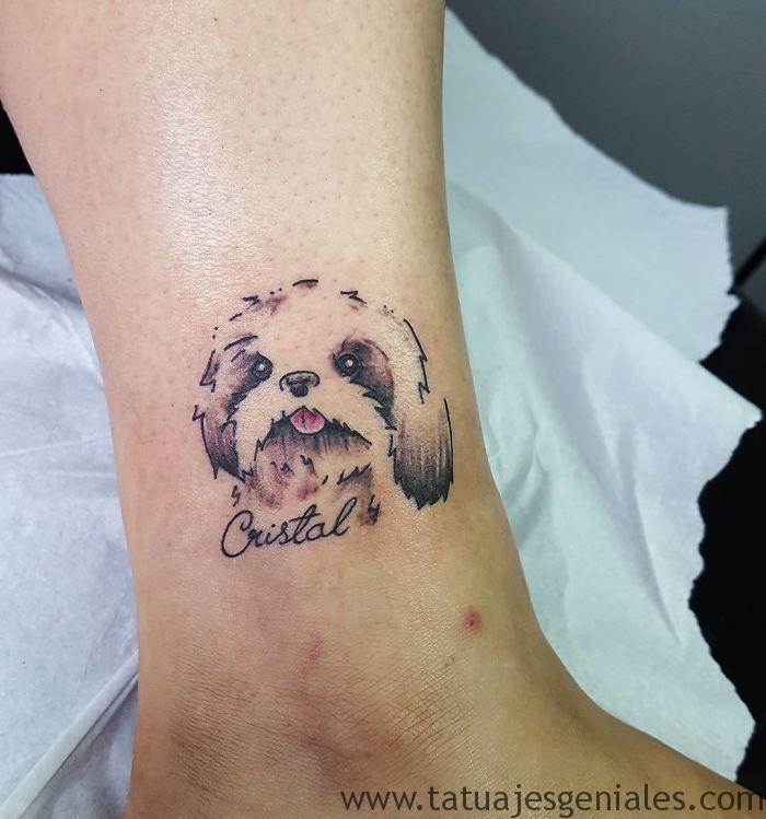 tatuajes de perros 9