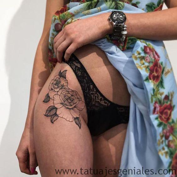tatuajes en la cadera 7