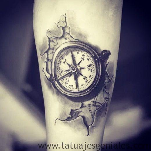 tatuajes estrella nautica 1