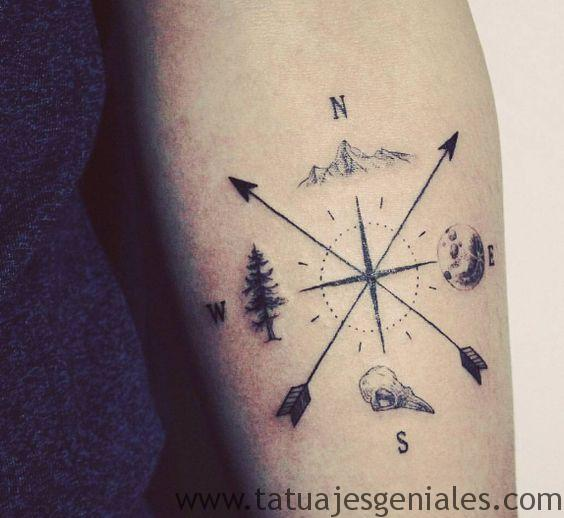 tatuajes estrella nautica 11