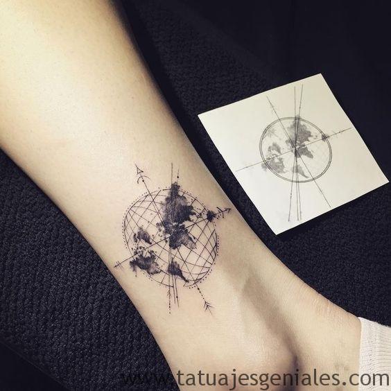 tatuajes estrella nautica 6