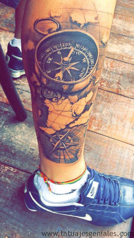 tatuajes estrella nautica 8