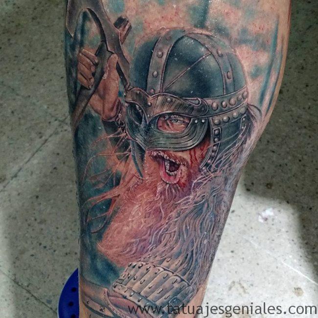 tatuajes nordicos 4