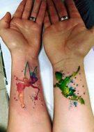 tatuajes para novios 5 135x190