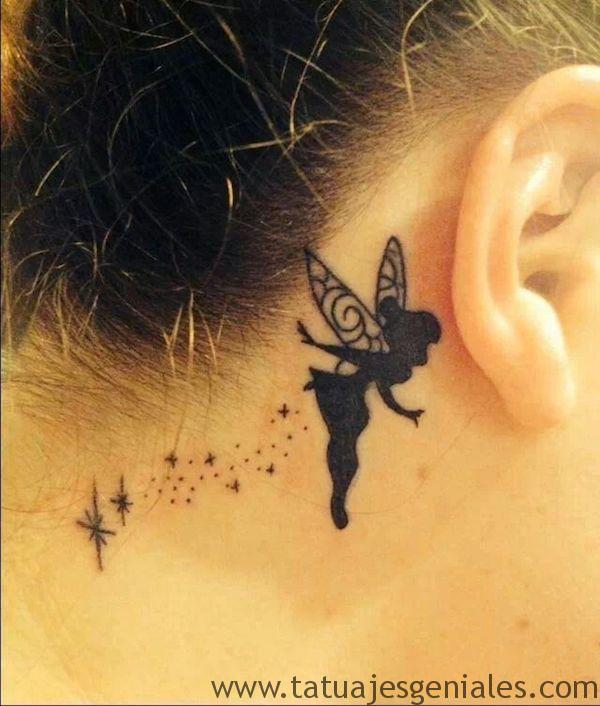 tatuajes pequeños mujer 18