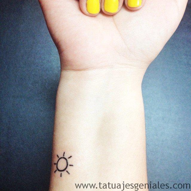 tatuajes pequeños mujer 9