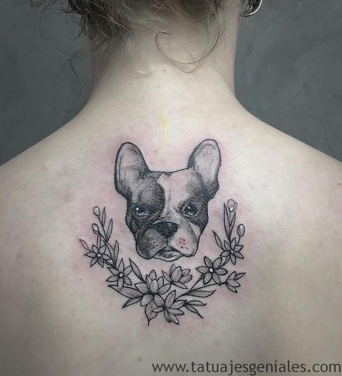 tatuajes perros boxer 3