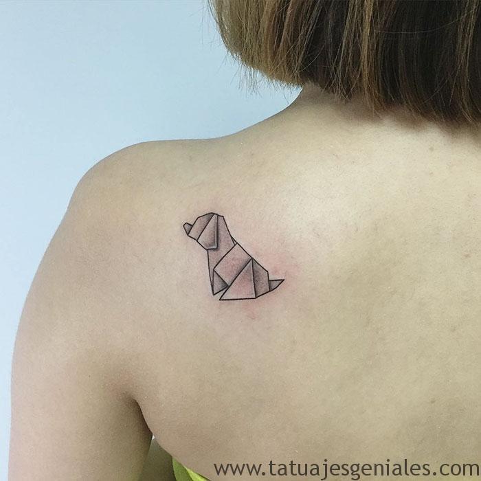 tatuajes perros mujeres 8
