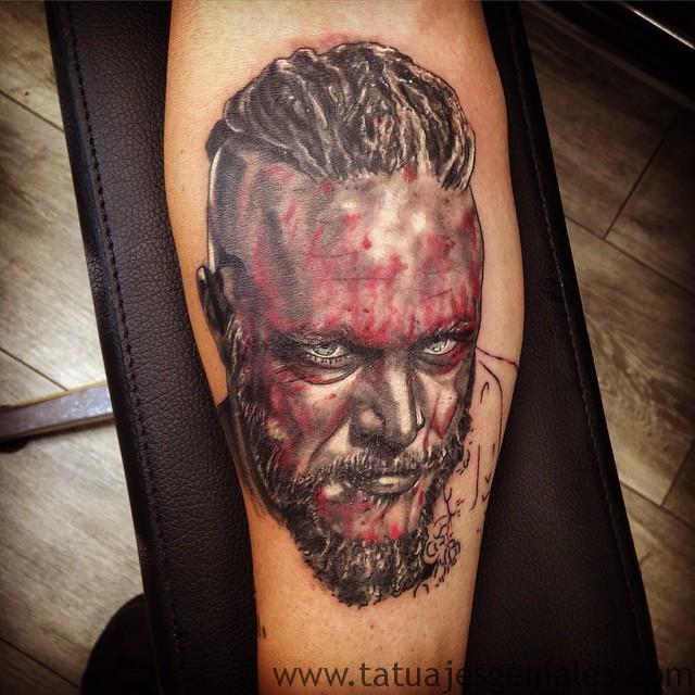 tatuajes vikingos brazo 7