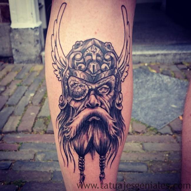 tatuajes vikingos nordicos 1 -