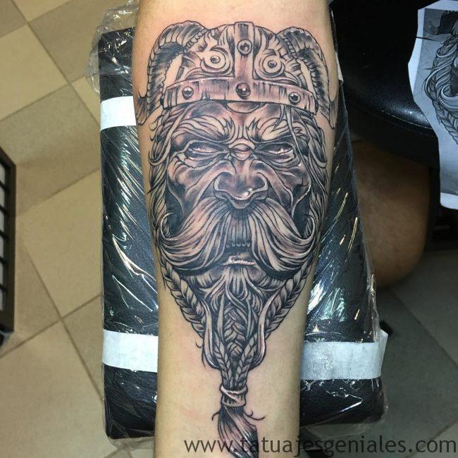 tatuajes vikingos nordicos 3