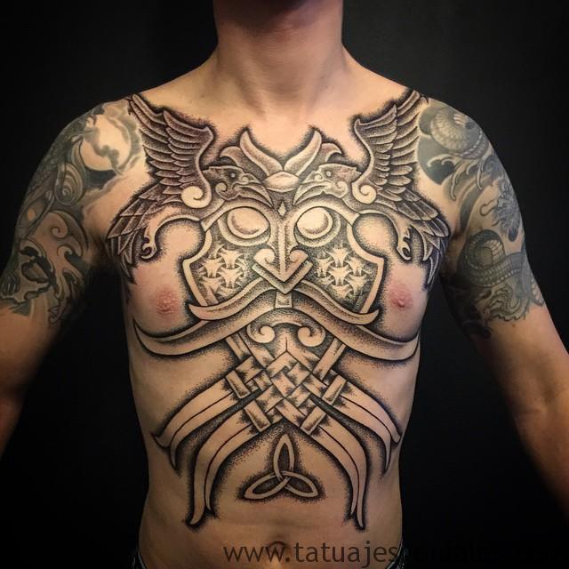 tatuajes vikingos para hombres 3 -