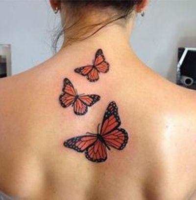 mariposas en la espalda 3