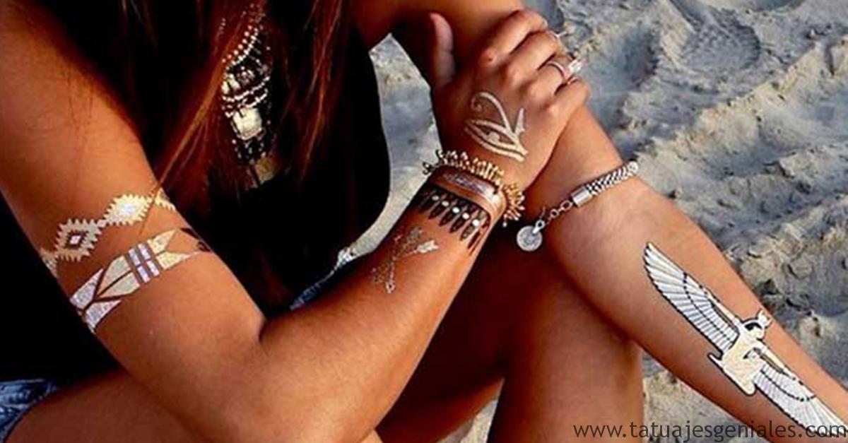 Tatuajes Temporales La Guia Definitiva Como Hacerlos Ofertas