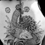 tattoo pez koi carpa portada 1 150x150