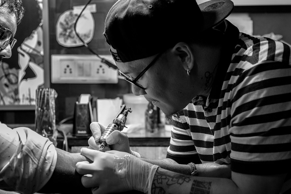 tatuadores barcelona