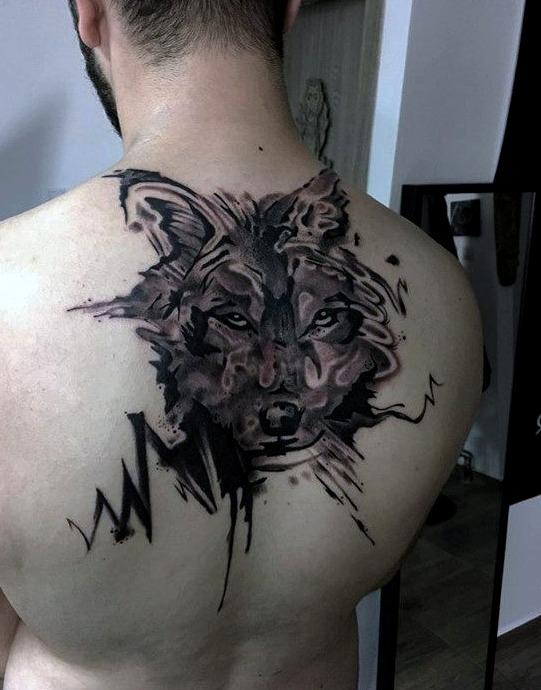 tatuajes espalda hombres