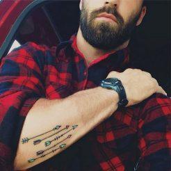 tatuajes temporal hombre 3 246x246