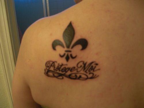 50 Ideas De Tatuajes De Flores De Lis Y Sus Significados