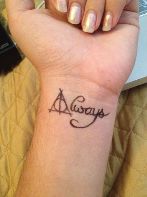 harry potter en brazo 5