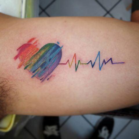 pulso cardiaco brazo 8