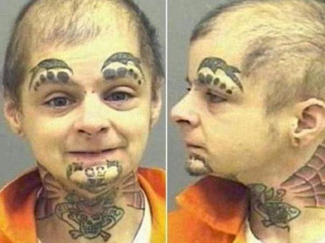 30 Tatuajes Mal Hechos Y Horribles Que Nunca Permitir