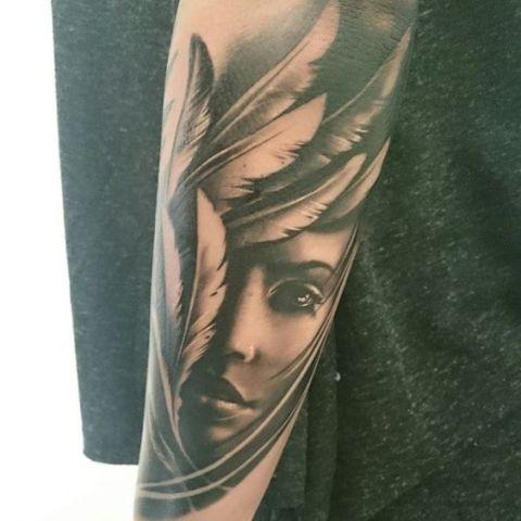 alas en el brazo 4