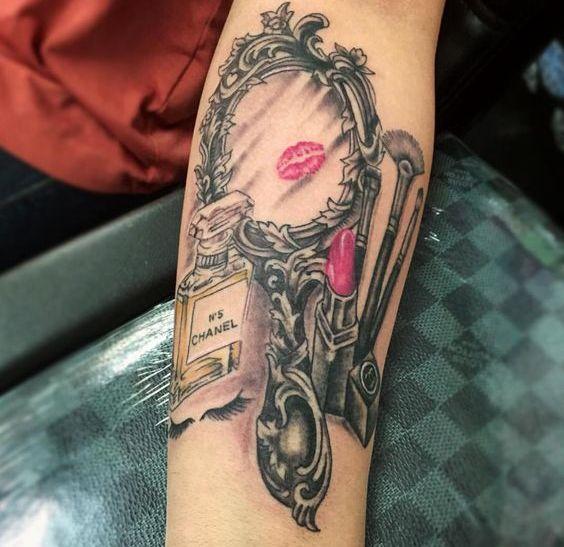 besos 7 - Tatuajes de labios