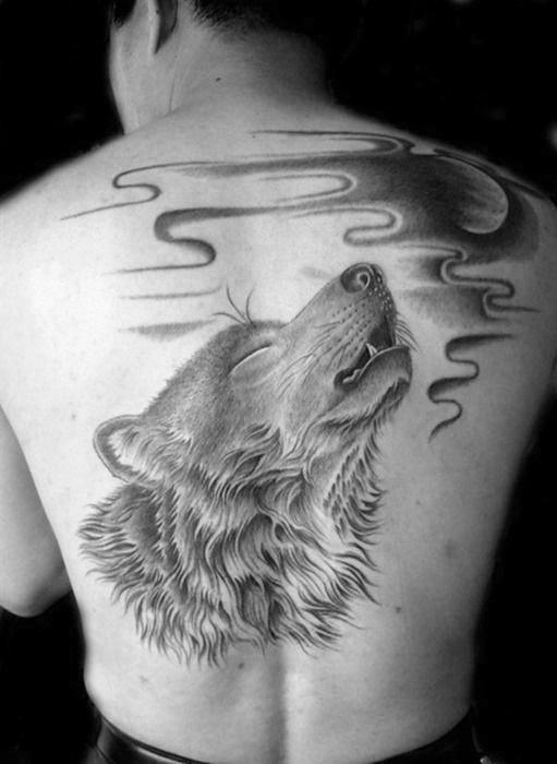 lobo tatuaje significado 3