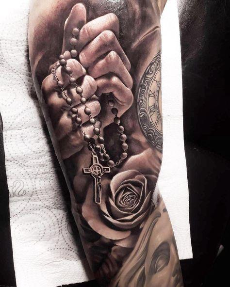 manos con rosario 10