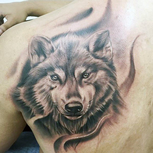 significado de lobo tatuaje 2