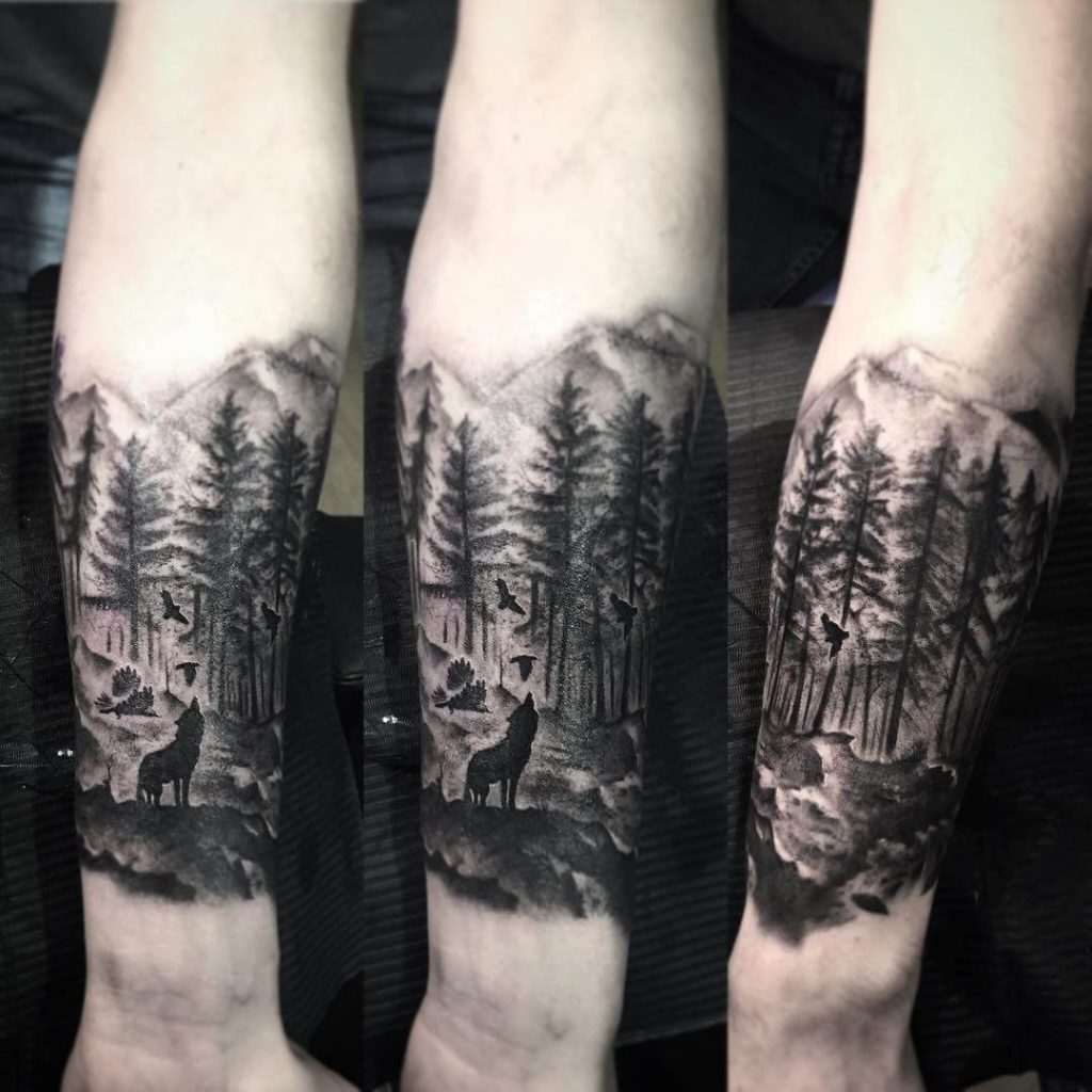 tattoo lobo salvaje significados 1 1024x1024