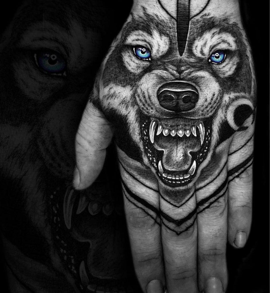Cabezas De Dragones Para Tatuar 101 mejores ideas de tatuajes de lobos y sus significados