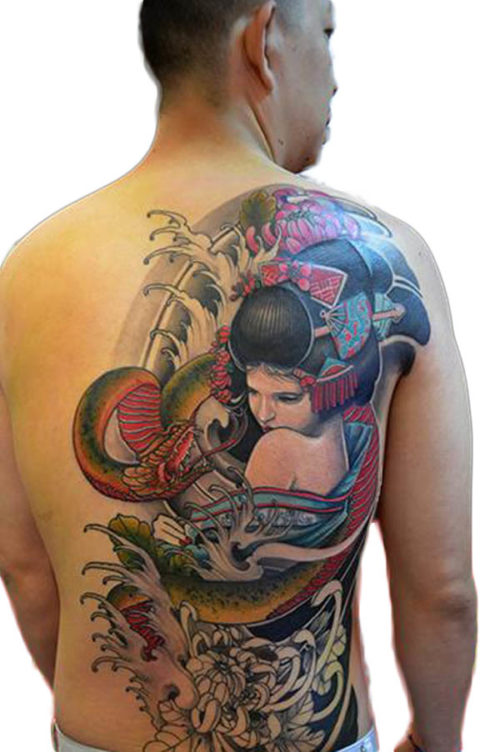 tatuajes japoneses 6