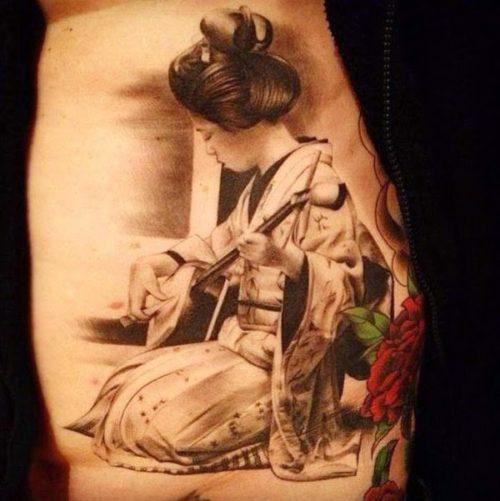 tatuajes japoneses 7