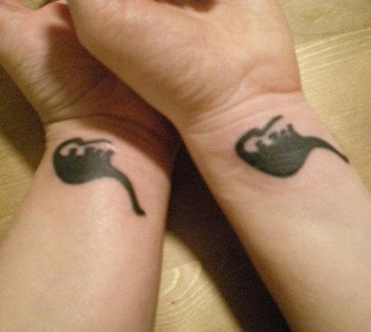amigas originales 4 - Tatuajes para amigas