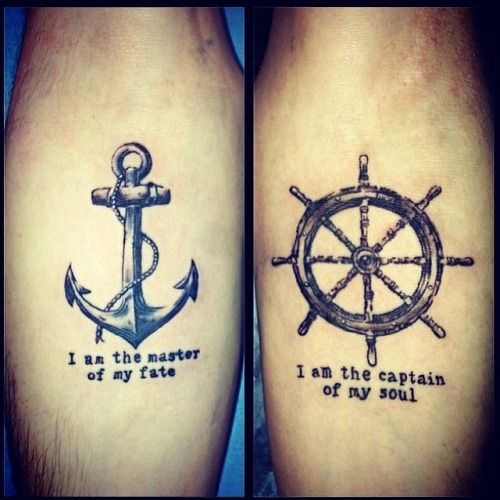 amigos hombres 2 - Tatuajes para amigas