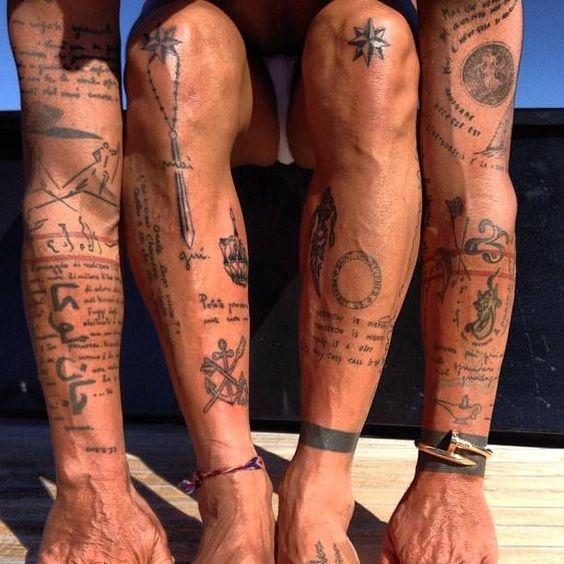amigos hombres 5 - Tatuajes para amigas