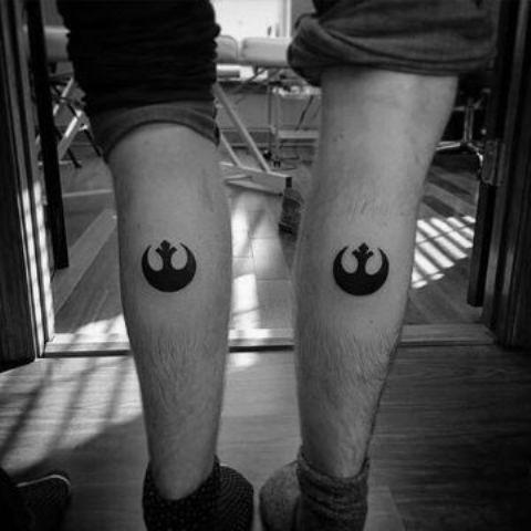 amigos hombres 6 - Tatuajes para amigas