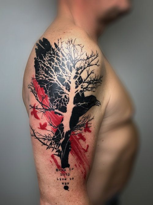 arboles en el brazo 2