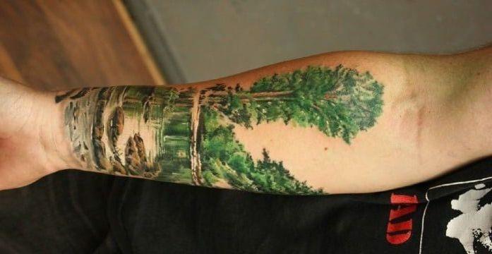 arboles en el brazo 3