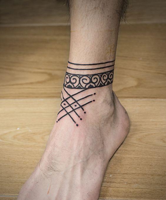 brazaletes en el tobillo 6