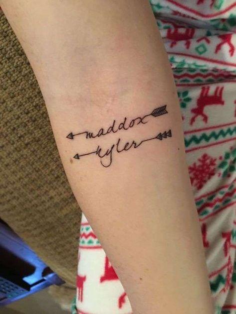 con nombres originales 5 - tatuajes originales
