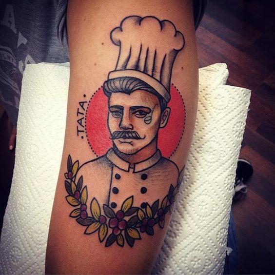 de cocina originales 7 - tatuajes originales