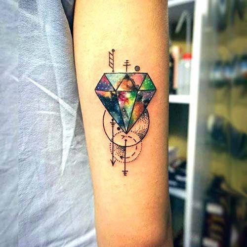 diamantes en el brazo 3
