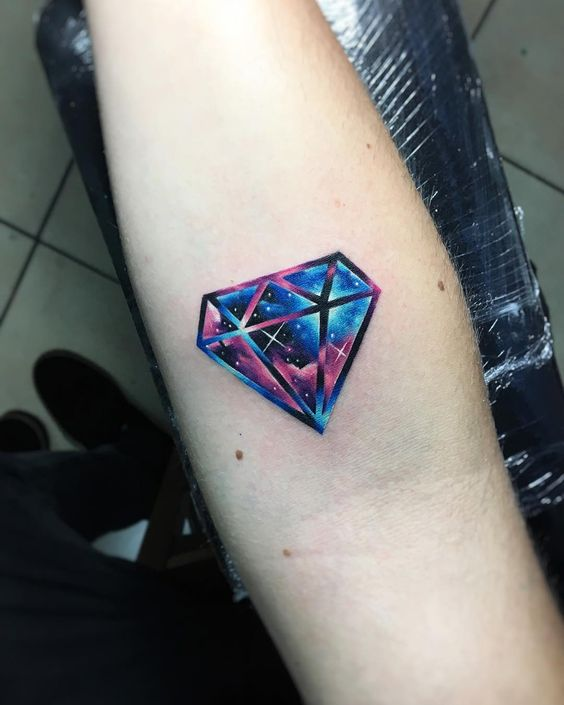 diamantes en el brazo 5