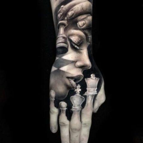en la mano 1