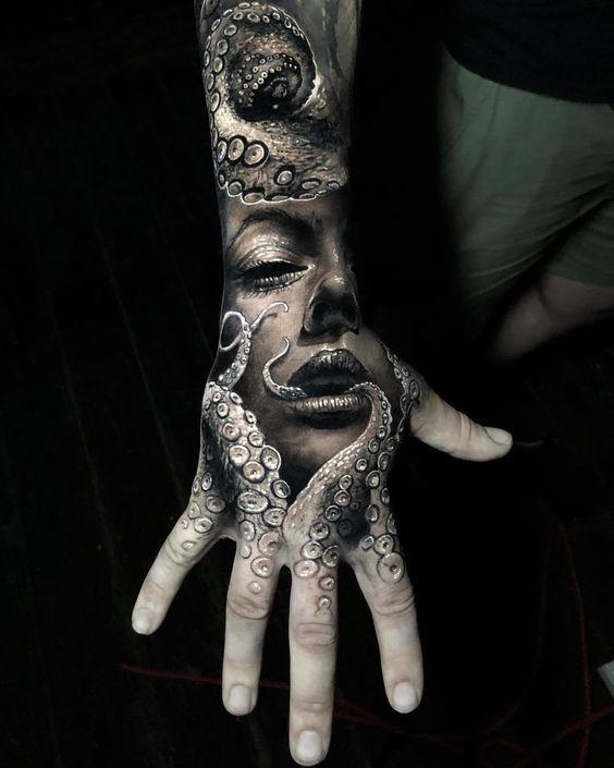 en la mano 6